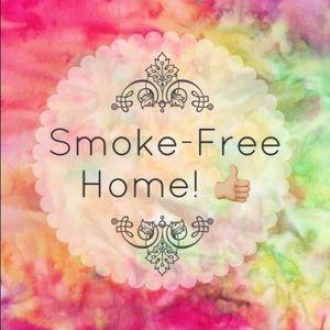 No Smoke or Pet Odors